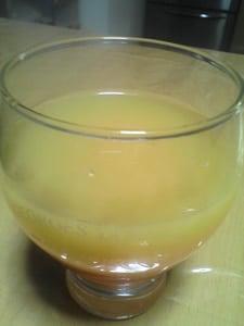 柿ジュース