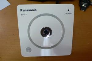 パナのIPカメラ