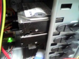 HDDの交換