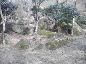 鬼岩公園スタート地点