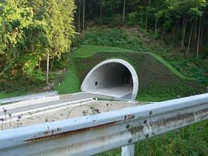 新53号線トンネル