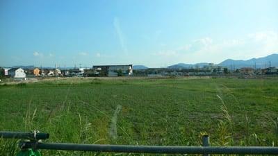 イオン草津の土地