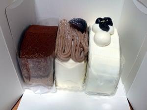 ののロールケーキ