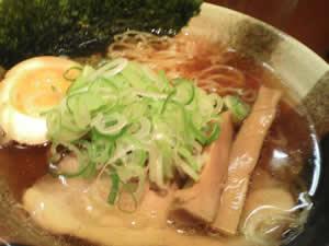 あっさり醤油ラーメン(小ぶり) ¥462円