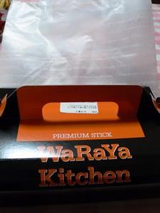 WARAYA Kitchenのスィーツ