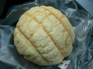 3代目メロンパン