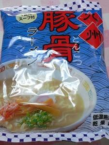 九州豚骨ラーメン