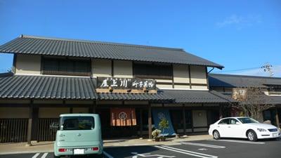 中津川 川上屋