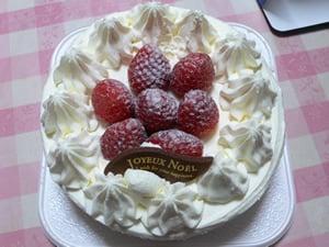 クリスマスケーキ(サークルK)