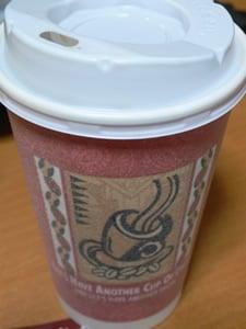 ミニストップのコーヒー