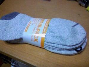 靴下3足セット
