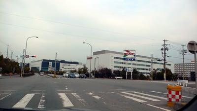 シャープの多気工場