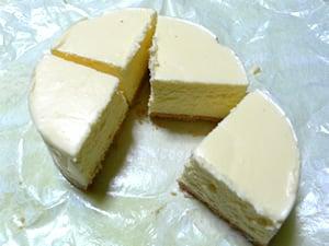 プレーン チーズケーキ