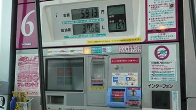 イオンのガソリンスタンド