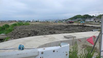 イオン河芸ショッピングセンター:建設予定地