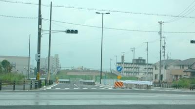 新道の陸橋