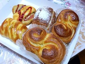 バローのパン