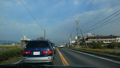 イオンモール草津の渋滞
