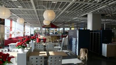 IKEAのカフェ