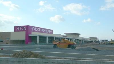 イオンスーパーセンター河芸店