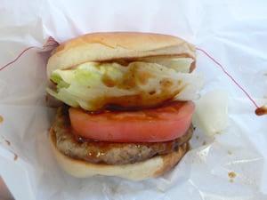 とびきりハンバーガー