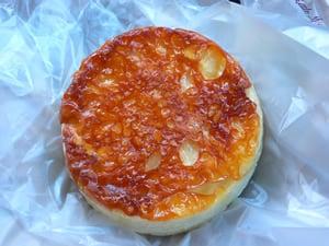 カマンベールチーズのパン