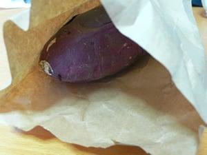 カネスエの焼き芋