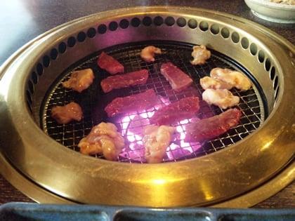 炭火焼き肉屋さかい
