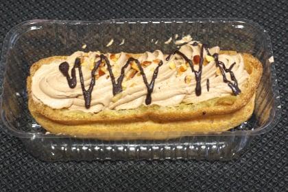 チョコクリームボート