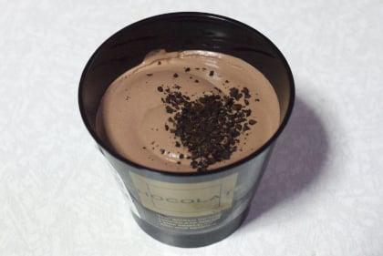 ベルギービターチョコプリン