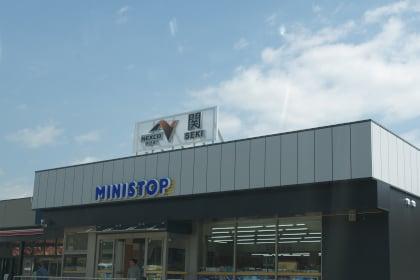 ミニストップ関SA上り店