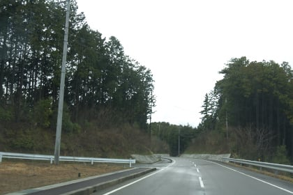 丸山バイパス