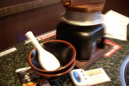 釜炊き1番ライス