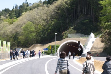 梅谷片山トンネル