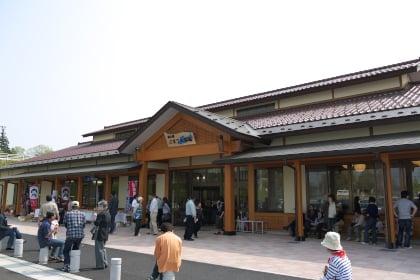 道の駅こまつ木場潟