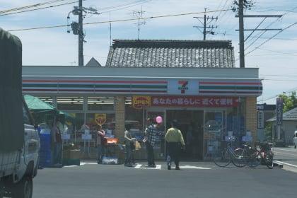 セブンイレブン岐阜池田町本郷店