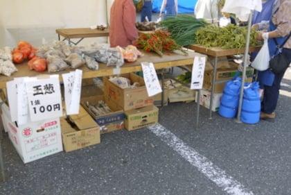 地元産の野菜