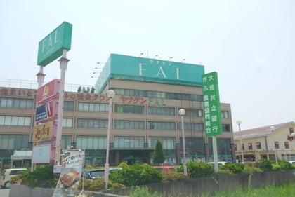 ヤナゲンFAL店