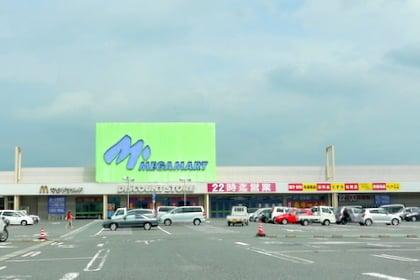 メガマート養老店
