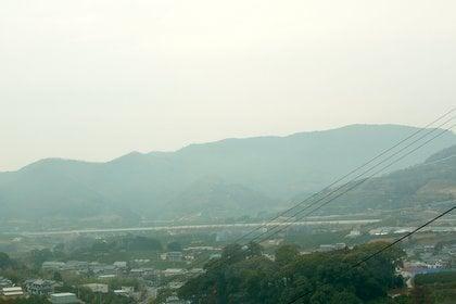 新東名高速道路引佐連絡路の写真