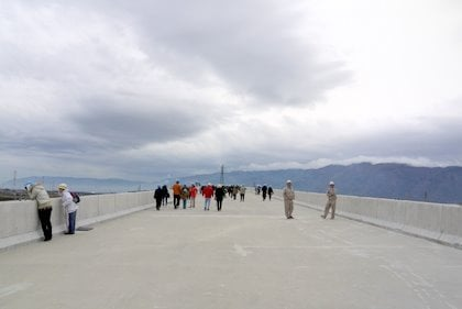 高架橋 至:養老JCTの写真