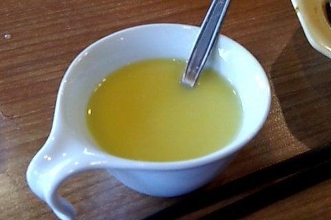 スープバーのスープの写真