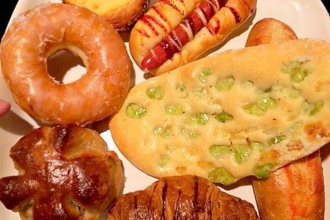 モンタボーのパンの写真
