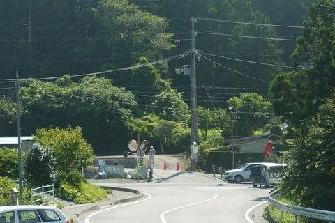 生活道路の補修工事の写真