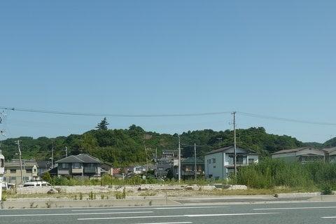 津波の被害の写真
