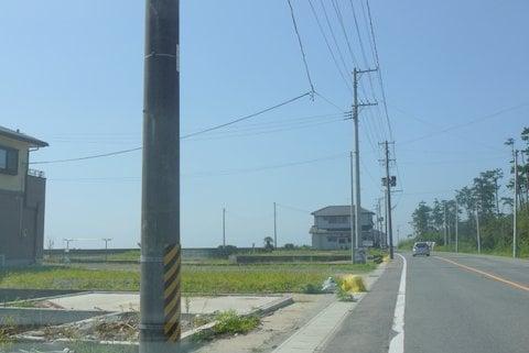 津波の被害2の写真