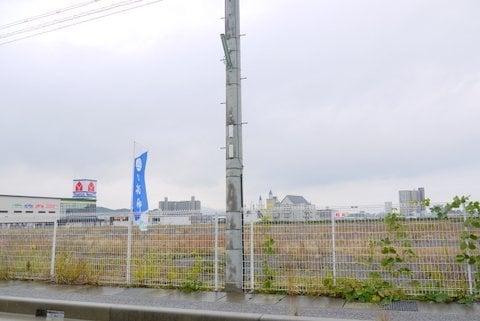 イオンタウン彦根の写真 (イオンタウン彦根)イオンタウン彦根の中核店は、ザ・ビッグと言うことで、