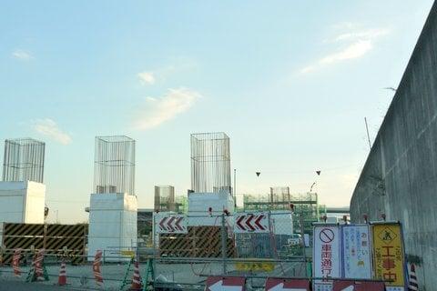 大野神戸IC→大垣西IC間の写真