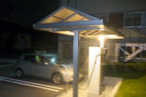 軽井沢市役所の写真