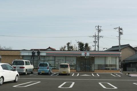 セブン−イレブン岐阜島栄町2丁目店の写真